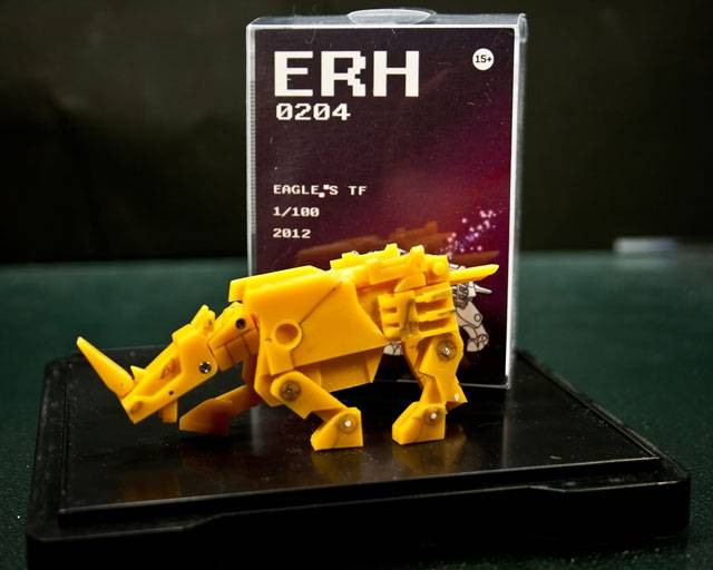 Eagles TF - ERH 204 - Rhino Cassette