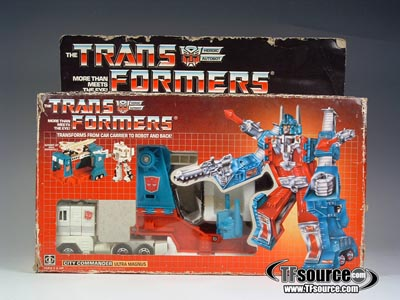 G1 Boxed - Ultra Magnus - MIB