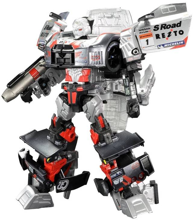 Transformers Gt Super Gt Gtr 03 Megatron