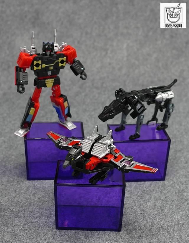 DR. Wu - Energy Cubes - Set of 2 - Purple