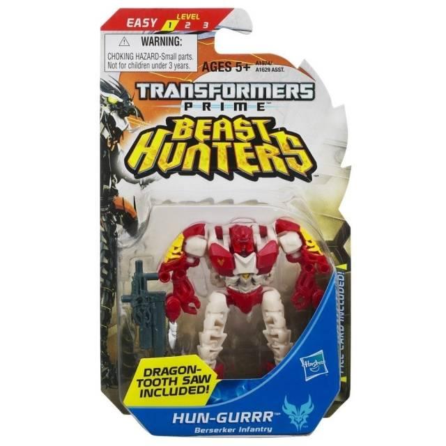 Beast Hunters - Transformers Prime - Legion Class - Hun-Gurrr