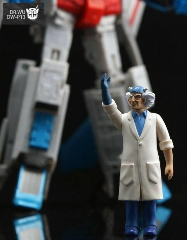 DR. Wu - DW-P13 Dr of Evil