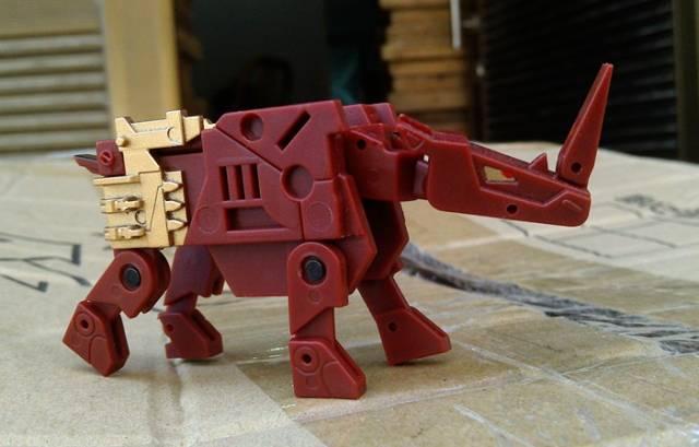 KFC - CST-01J - Rhinohorn of Justice