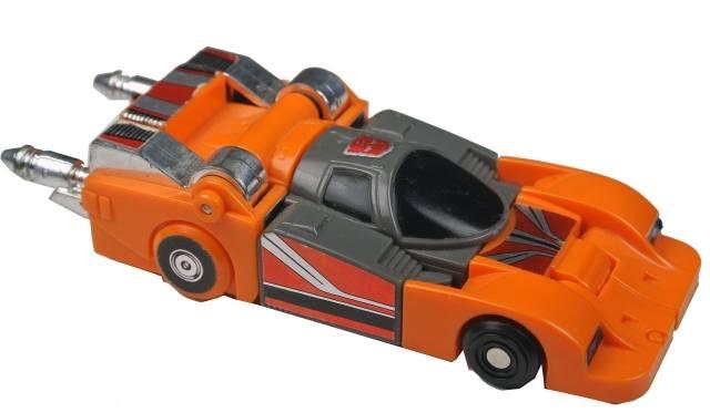 Transformers G1 - Backstreet - Loose - 100% Complete