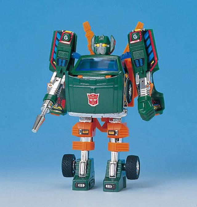 Transformers G1 Encore Series - #14 Hoist Reissue