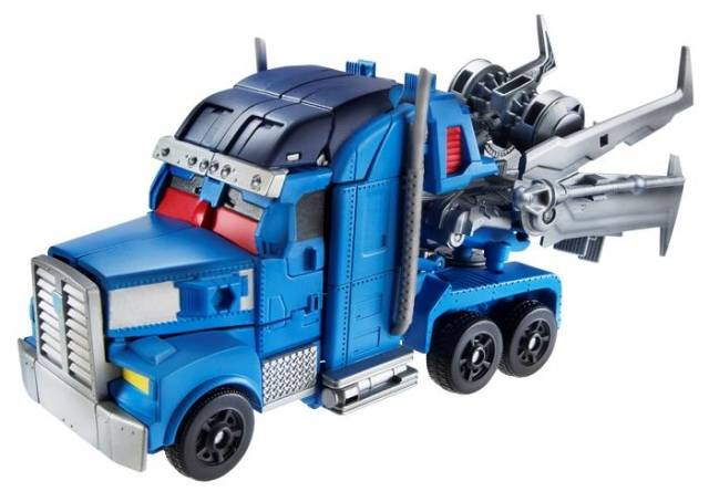 Beast Hunters - Transformers Prime - Voyager Wave 03 - Ultra Magnus