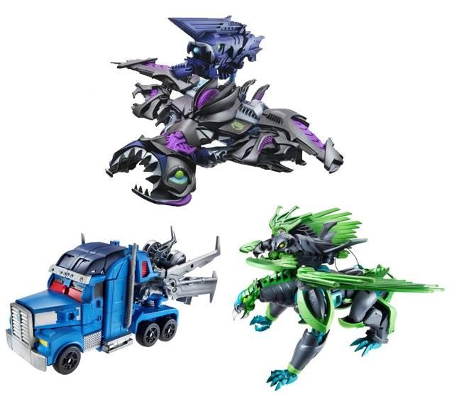 Beast Hunters - Transformers Prime - Voyager Wave 04 - Set of 3