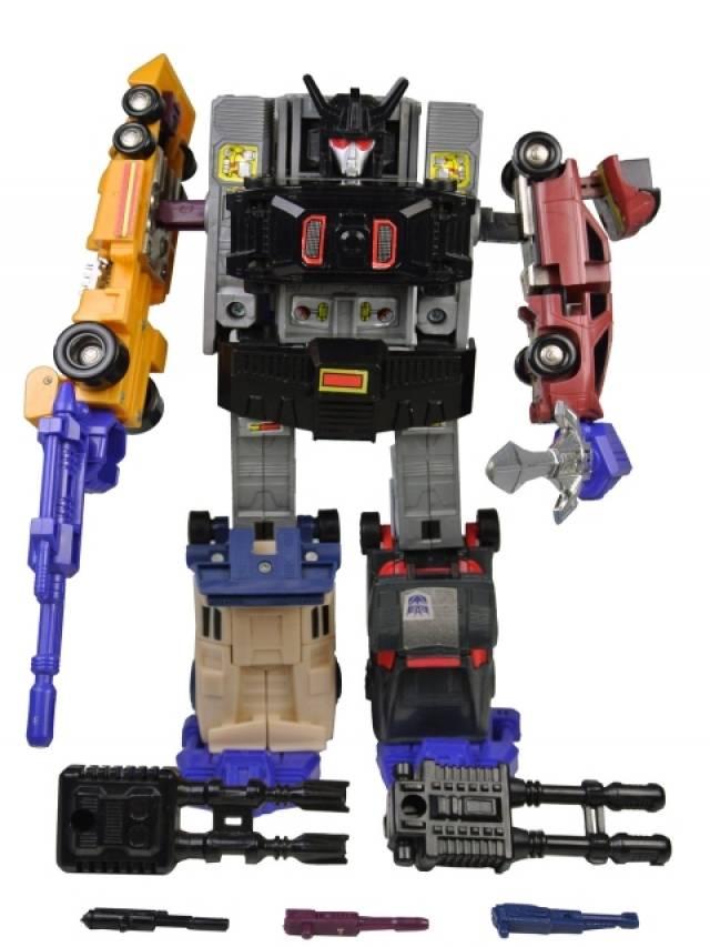 Transformers G1 - Menasor - Loose - As Is