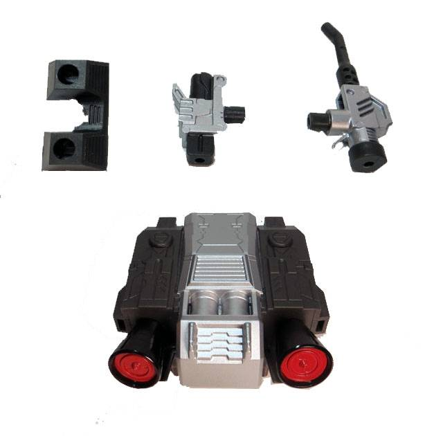 SXS F01B - MP Jetpack & Upgrade Kit for Silver Roller