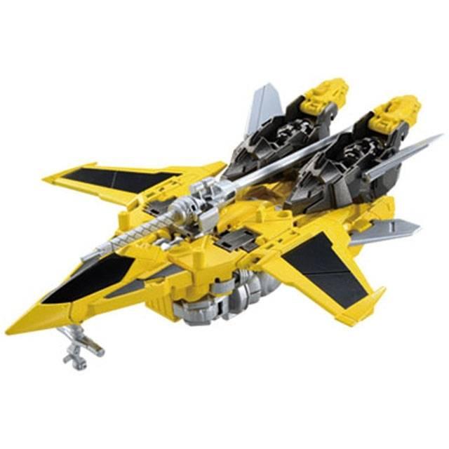 Transformers Go - G02 - Jinbu Samurai - Jet