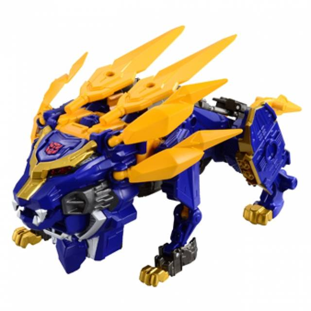 Transformers Go - G05 - Gekisomaru
