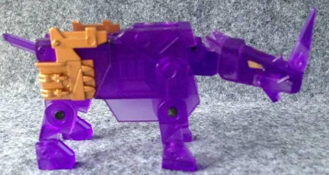 KFC - CST-01E - Evil Energy Rhinohorn