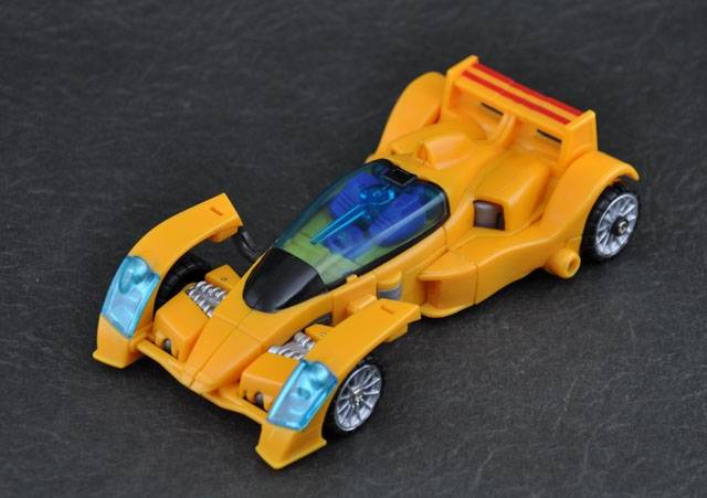 Fansproject - Causality CA-11 Down Force