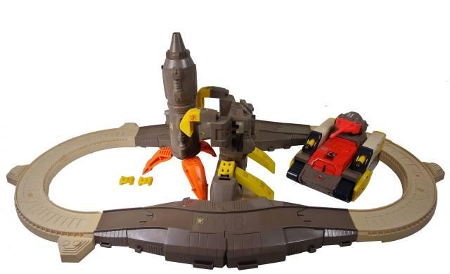 Transformers G1 - Omega Supreme - Loose - As Is