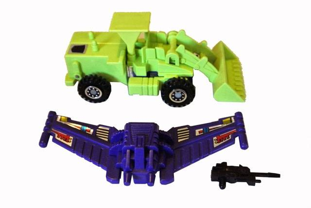 Transformers G1 - Scrapper - Loose - 100% Complete