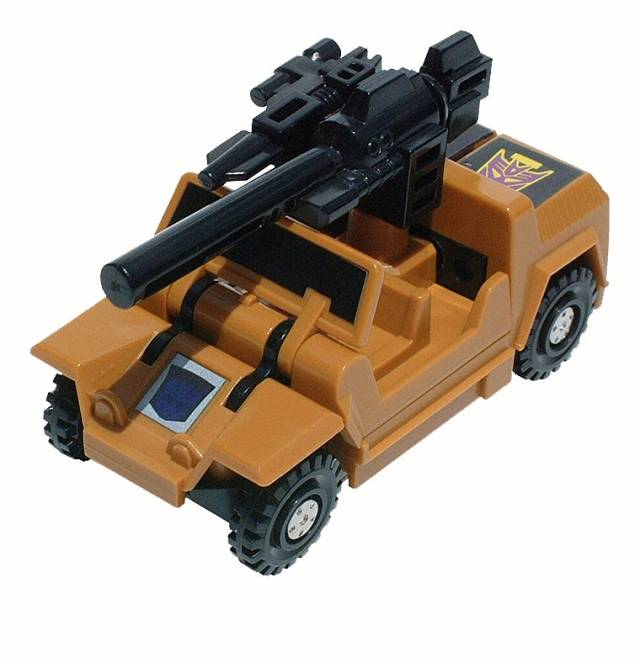 Transformers G1  - Swindle - Loose - 100% Complete