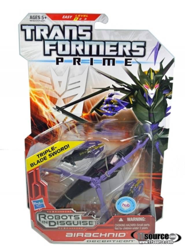 Transformers Prime - Airachnid - MOSC
