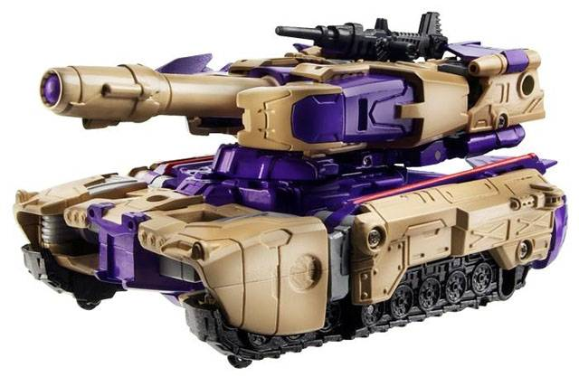 Transformers Generations 2013 Voyager Class - Wave 03 - Blitzwing