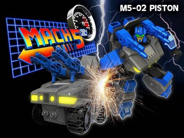 Mach 5 - M5-02 - Piston