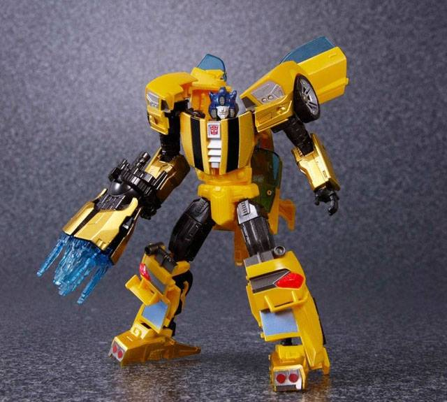 Transformers Generations Japan - TG26 Bumblebee Gold Bug