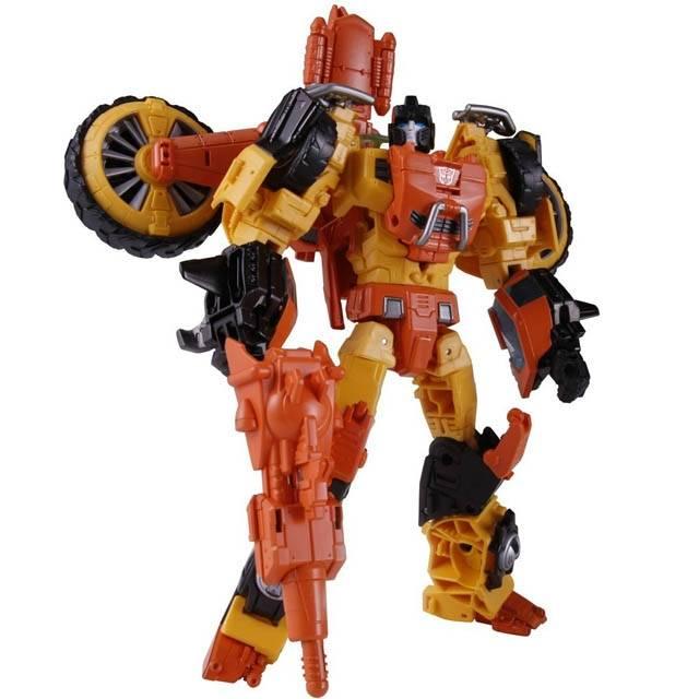 Transformers Generations Japan - TG29 Sandstorm