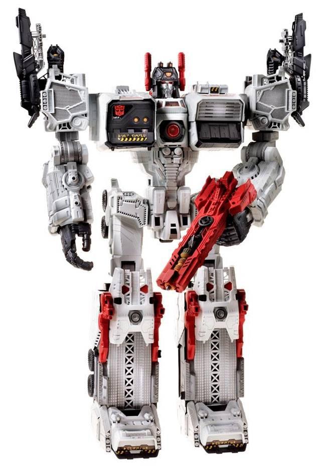 Transformers Generations 2013 Titan Class - Metroplex