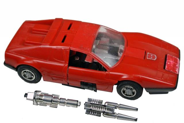Transformers G1 - Overdrive - Loose