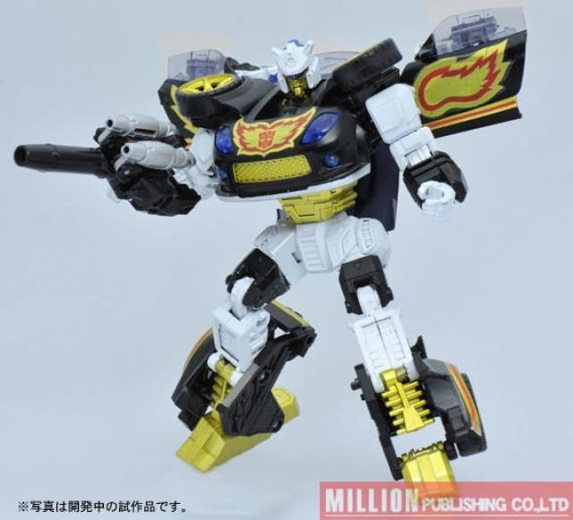 Transformers Generations - 2011 Million Publishing Exclusive - Stepper - MIB