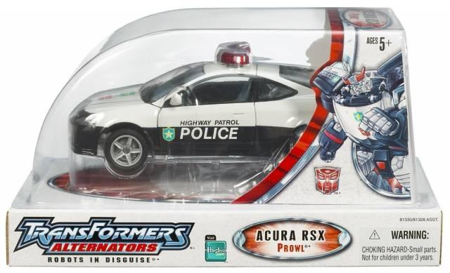 Alternators  Prowl - Acura RSX - MIB