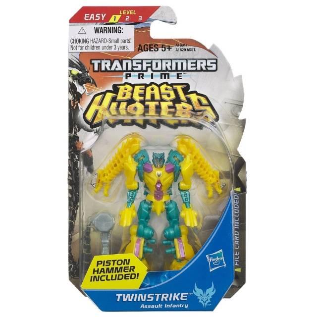 Beast Hunters - Transformers Prime - Legion Class - Twinstrike