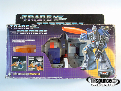 G1 Boxed - Galvatron - MIB