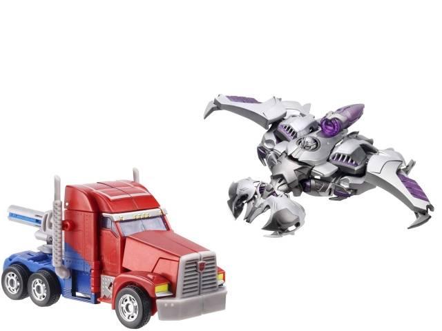 Transformers Prime - A Rivalry Reborn - Loose - 100% Complete