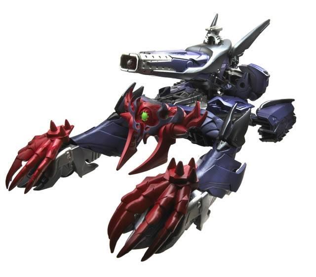 Beast Hunters - Transformers Prime - Voyager Wave 02 - Shockwave