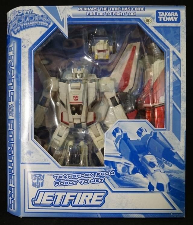 Henkei Jetfire - Cybertron Con 2013 Exclusive