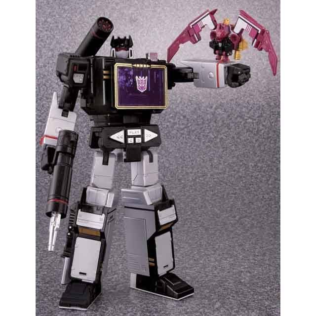 MP-13B - Masterpiece Soundblaster with Ratbat