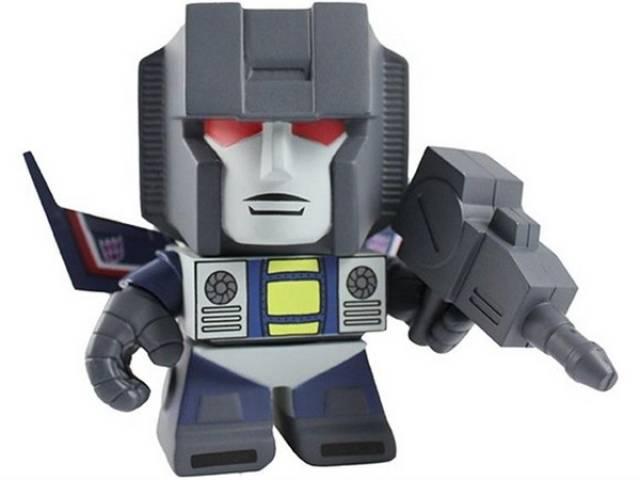 Loyal Subjects - Transformers 3'' Vinyl Figure - Series 01 - Thundercracker
