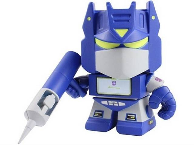 Loyal Subjects - Transformers 3'' Vinyl Figure - Series 01 - Soundwave - MIB