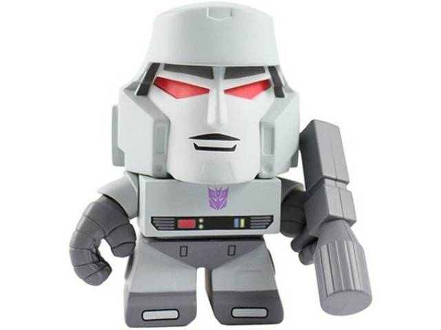 Loyal Subjects - Transformers 3'' Vinyl Figure - Series 01 - Megatron