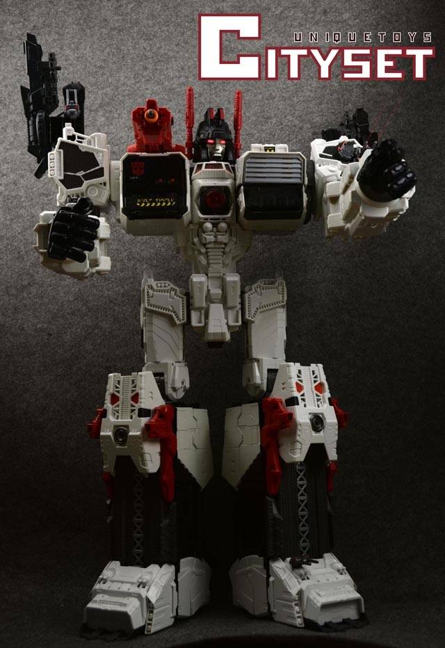 Unique Toys - Metropolis - Metroplex Add on Kit
