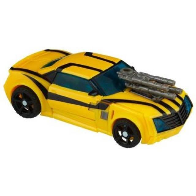 Transformers Prime - Deluxe Series - Bumblebee - Loose - 100% Complete