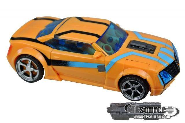 Transformers Prime - Bumblebee Entertainment Pack - Loose - 100% Complete