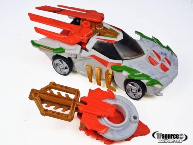 Beast Hunters - Transformers Prime - Wheeljack - Loose 100% Complete