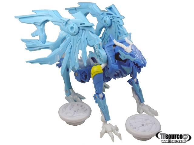 Beast Hunters - Transformers Prime - Skystalker - MOC - 100% Complete