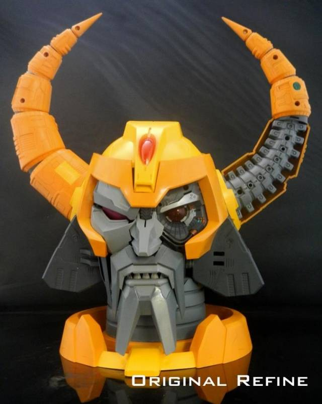 Original Refine - S01 - Transforming Head
