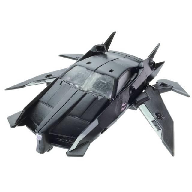 Japanese Transformers Prime - Jet Vehicon - Loose - 100% Complete