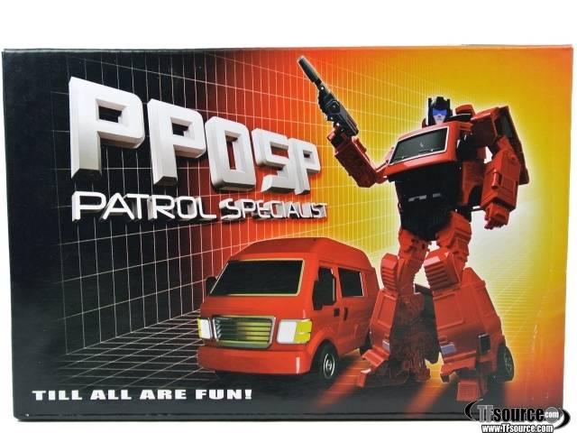 iGear - PP05P - Patrol Specialist