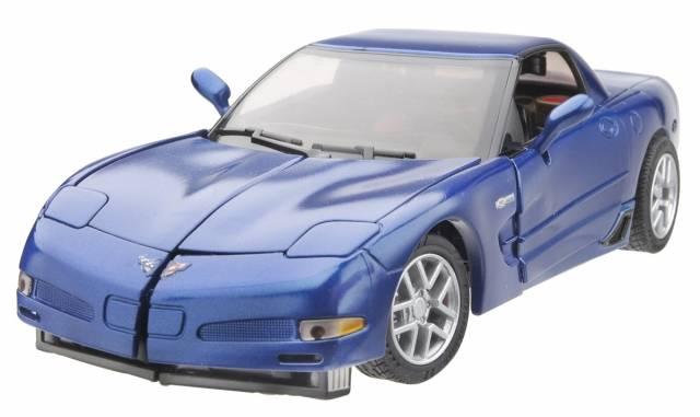 Alternators - Autobot Tracks - Chevrolet Corvette - Loose - 100% Complete