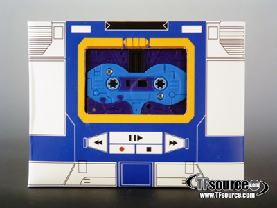IG-TF002A - Autoscout Cassette Set - Blue Package Version