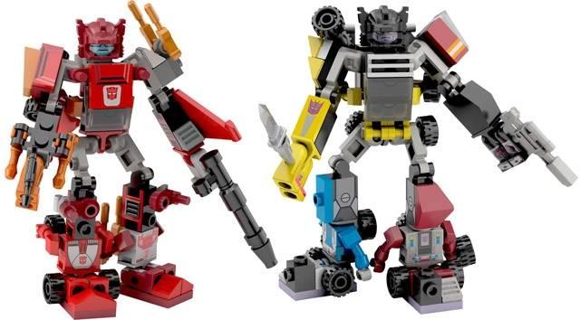 KRE-O - Transformers - Micro Change Combiner Series 03 ...