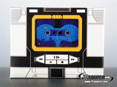 IG-TF002B - Autoscout Cassette Set - Black Package Version